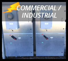 Commercial / Industrial Electrical Services