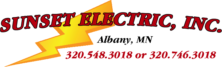 Sunset Electric Inc | Albany, MN 320-548-3018 or 320-746-3018